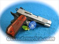 Smith & Wesson Model SW1911Sc E-Series Round Butt, Scandium Frame .45 ACP **New**