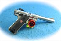 Ruger Mark IV Target SS .22LR Pistol Model 40103 **New**