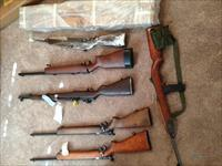 LOT SALE M1 Garand Carbines,M44s 1903A1, 17K rds ammo MUST SELL MOVING!