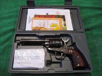 Ruger New Vaquero Case Hardened Single Action Revolver, .45 Colt, Like New