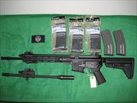 Ruger SR-556 Takedown Rifle w/ KeyMod   INCLUDES:  .300 blackout barrel kit, NIB