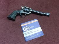 COLT NEW FRONTIER .22 - 6-INCH . 22LR - NEAR MINT WITH MANUAL