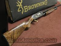 BROWNING MODEL 12 28GA. - GRADE V - XX-FANCY WALNUT - EXCELLENT IN BOX