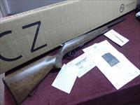 CZ 452 AMERICAN .22LR - LEFT HAND - NEW IN BOX