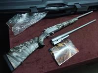 KNIGHT KP1 - VARMINT COMBO - .223 & .17 HMR BARRELS - STAINLESS / CAMO - NEW IN BOX !