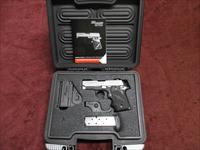 SIG SAUER P238 .380 - LASER - NIGHT SIGHTS - AS NEW IN BOX