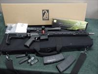 2A ARMAMENT BLR-16 - BALIOS-LITE  - .223 / 5.56MM - WITH NIKON M-223 3-12X42MM SCOPE & ACCESSORIES - AS NEW IN BOX WITH SOFT CASE
