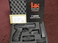 H&K P30 V3 9MM - AS NEW IN BOX - WITH TWO 15-ROUND MAGS