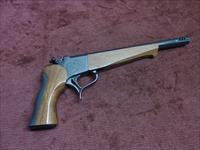 THOMPSON CENTER CONTENDER - 30-30 - 12-INCH BARREL WITH MUZZLEBREAK - MADE IN 1980 - EXCELLENT
