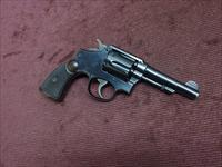 SMITH & WESSON - PRE-WAR - HAND EJECTOR M&P .38 SPL. - 4-INCH - NICE ONE