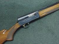 BROWNING BELGIAN AUTO-5 LIGHT 12GA. - 28-INCH - FULL - VENTILATED RIB - MADE IN 1970 - EXCELLENT