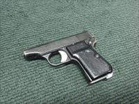 SATA ITALIAN 6.35MM (.25ACP) MODEL OF 1955 - SEMI-AUTO PISTOL - MADE IN 1957