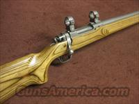 RUGER M77 MARK II VARMINT - .204 RUGER - STAINLESS - LAMINATED - MINT