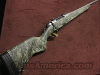 STEYR MOUNTAIN RIFLE  30-06 - STAINLESS - MOSSY OAK BREAK UP - MINT