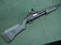 MOSSBERG 88 (500 ACTION)  TACTICAL 12GA 18.5