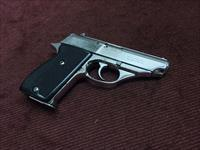 ASTRA CONSTABLE .22LR - FACTORY CHROME FINISH - MADE IN 1981 - EXCELLENT