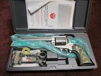 RUGER SUPER BLACKHAWK BISLEY STAINLESS HUNTER - .45LC - MINT IN BOX