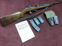 ALPINE M1 CARBINE .30 CAL. - WITH MAGAZINES & ACCESSORIES - EXCELLENT