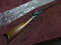UBERTI REMINGTON 1858 NEW ARMY .44 REVOLVING TARGET CARBINE - UNFIRED