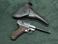GERMAN LUGER  DWM  7.65MM MODEL 1906 M2 PORTUGUESE ARMY CONTRACT - WITH HOLSTER & TOOLS