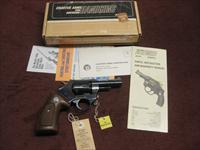 CHARTER ARMS PATHFINDER .22 MAGNUM - 3-INCH - BLUE - MINT IN BOX