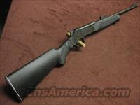 ROSSI YOUTH .22LR SINGLE-SHOT RIFLE