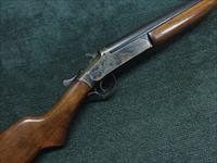 IVER JOHNSON CHAMPION 12GA. - RARE WITH 32-INCH FULL CHOKE BARREL - EXCELLENT WITH BRIGHT CASE COLORS