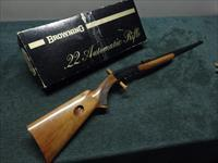 BROWNING BELGIAN SA-22 - 22 AUTO RIFLE - .22LR - MADE IN 1958 - EXCELLENT