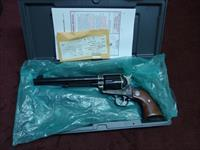 RUGER - OLD MODEL VAQUERO - .45 COLT - 7 1/2-INCH - MINT IN BOX
