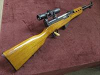 SKS NORINCO 7.62X39 - WITH SCOPE MOUNT & SCOPE - EXCELLENT