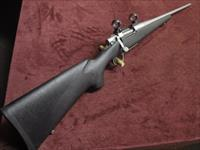 REMINGTON MODEL SEVEN 7 .308 - STAINLESS - SYNTHETIC -