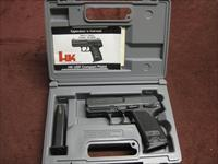 HECKLER & KOCH USP COMPACT 9MM - AS NEW IN BOX - TWO MAGS