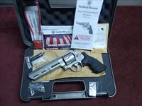 SMITH & WESSON 629-6 COMPETITOR - .44 MAGNUM - PERFORMANCE CENTER - NEAR MINT IN BOX