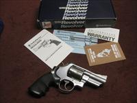 SMITH & WESSON 629-4 .44 MAGNUM - BACKPACKER - 3-INCH - AS NEW IN BOX