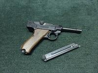 STOEGER LUGER .22LR - WITH TWO MAGAZINES - EXCELLENT