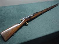 STEYR 1886 KROPATSCHEK INFANTRY RIFLE - 8MM - ANTIQUE - GREAT BORE !