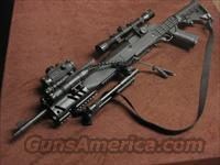 RUGER MINI-14 .223 - WITH TACTICAL ACCESSORIES - EXCELLENT
