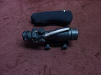 TRIJICON ACOG 4X32 WITH KILLFLASH - EXCELLENT