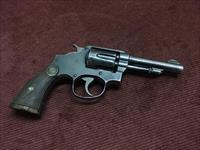 SMITH & WESSON HAND EJECTOR- MODEL OF 1905 - 32-20 WCF - 4-INCH