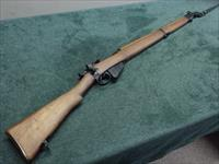 SAVAGE ENFIELD .303 - NO. 4 MKI* - U.S. PROPERTY MARKED - WITH BAYONET - EXCELLENT
