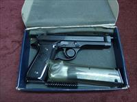 RARE - BERETTA 92S 9MM - COMMERICAL - MADE IN 1982 - AS NEW IN BOX