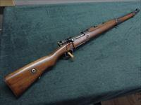 MAUSER 98 - TURKISH 38/46 SHORT RIFLE - 8MM - EXCELLENT BORE