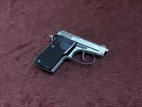 BERETTA 21A .22LR - STAINLESS - NEAR MINT