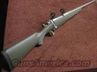 WINCHESTER MODEL 70 EXTREM WEATHER SS - 30/06 - WITH $700 MCMILLAN HUNTER'S EDGE GRAPHITE STOCK - MINT