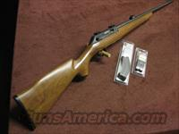 THOMPSON CENTER R-55 .22 CLASSIC - .22LR - SEMI-AUTO RIFLE - NEAR MINT W/EXTRA MAGS