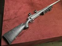 REMINGTON 700 SENDERO - STAINLESS - .300 WIN. MAG. - MADEL 1996 - BIPOD - LEUPOLD 30MM RINGS & BASES - NEAR MINT