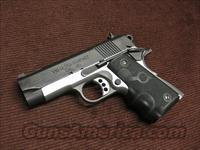 SPRINGFIELD ARMORY V10 ULTRA COMPACT .45ACP - TWO TONE - EXCELLENT