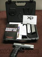 SPRINGFIELD XD TACTICAL .45ACP - BI-TONE - XD GEAR  - THREE MAGS - AS NEW IN BOX