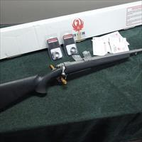 "RUGER M77 HAWKEYE ""ALASKAN"" STAINLESS .375 RUGER - 20-INCH - AS NEW IN BOX"