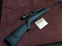 GAMO WHISPER .177 AIR RIFLE - WITH FACTORY 3-9 SCOPE - NEAR MINT